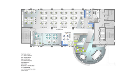 5307 office layout