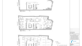 6903 48 gresham street 5th fit out plan