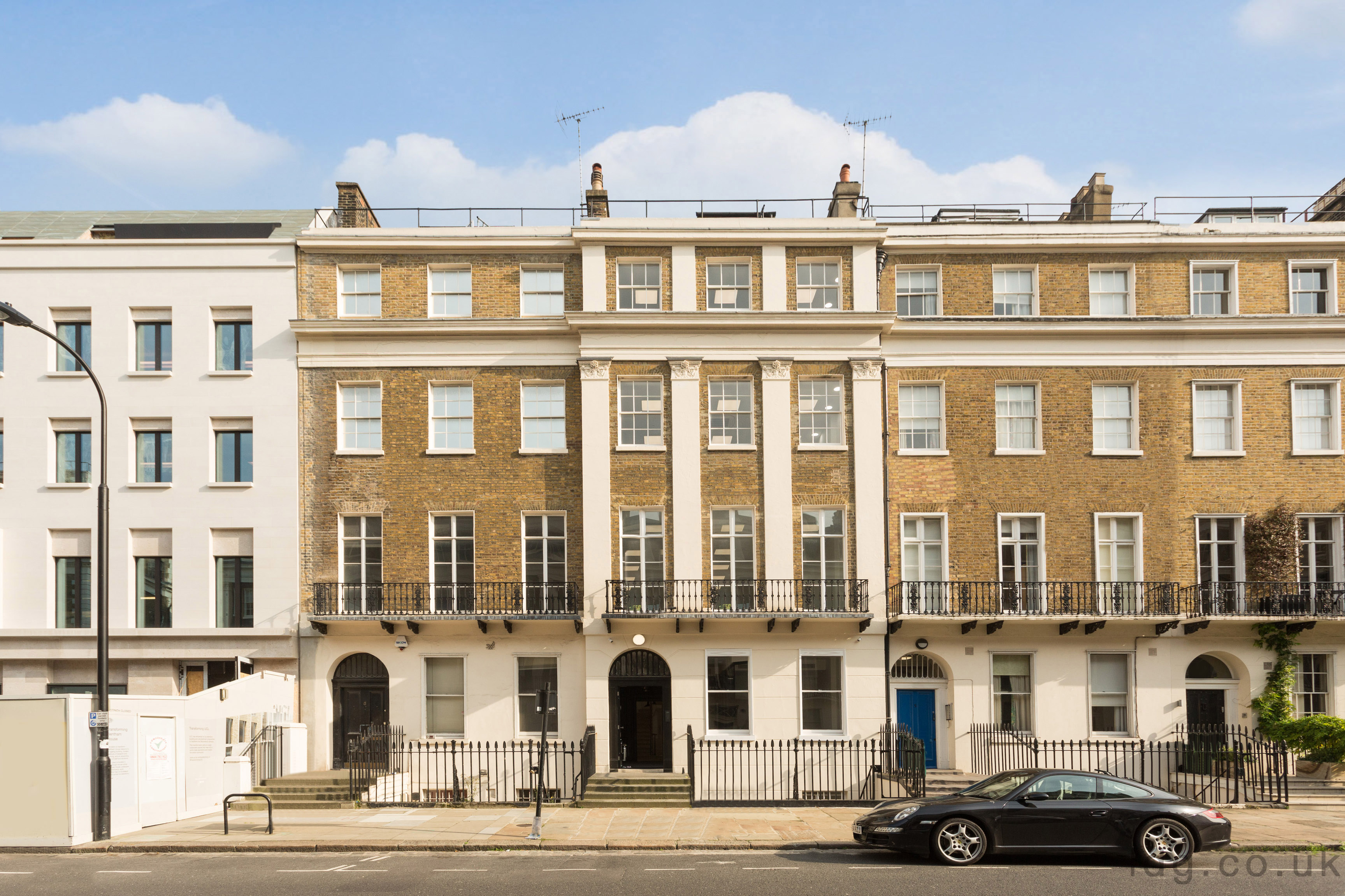 4 Endsleigh Street, Bloomsbury, London, UK WC1H 0DS