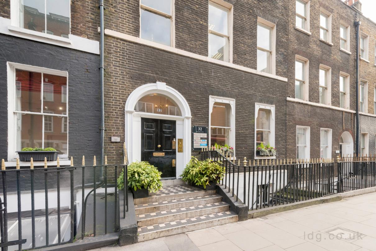 32 Bloomsbury Street, Bloomsbury, London WC1B 3QJ