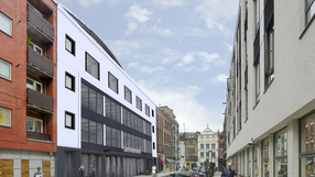 SAFFRON HOUSE | FARRINGDON EC1