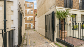 3 Bromley Place, London, W1