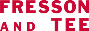 3863 3779 red fresson and tee logo